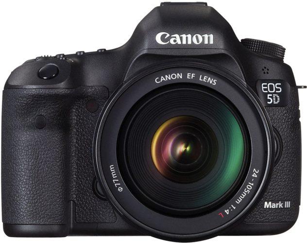 Canon EOS 5D Mark IV Spiegelreflexkamera Test