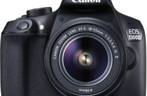 Canon EOS 1300D Test
