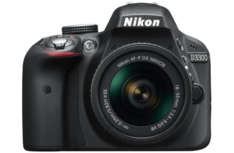 Nikon D3300 Spiegelreflexkamera Test