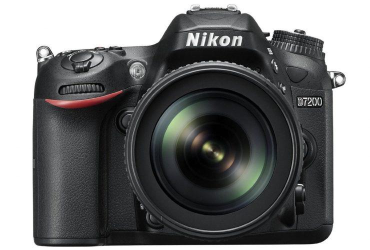 Nikon D7200 Spiegelreflexkamera Test