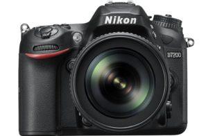 Nikon D7200 Test