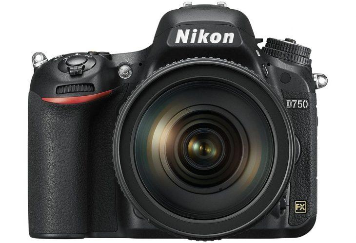 Nikon D750 Spiegelreflexkamera Test