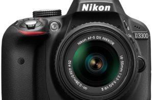 Nikon D3300 Test