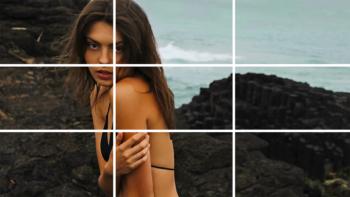 Goldener Schnitt: Drittel-Regel für Fotos