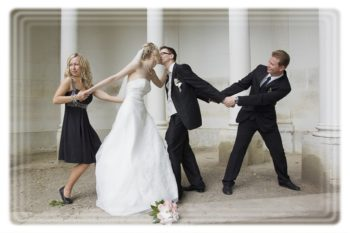 Gute Ideen für Hochzeitsfotos